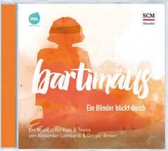 CD: Bartimäus - Ein Blinder blickt durch