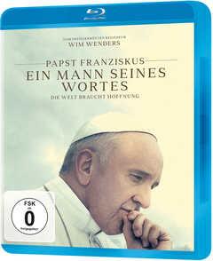 Blu-ray Papst Franziskus - Ein Mann seines Wortes