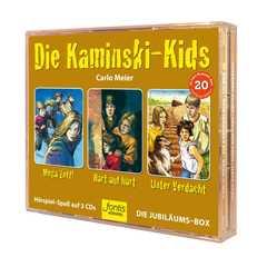 3CD: Die Kaminski-Kids: Die Jubiläums-Hörspiel-Box