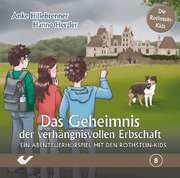 CD: Das Geheimnis der verhängnisvollen Erbschaft (8)