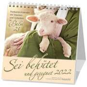 Sei behütet und gesegnet 2022 - Postkartenkalender