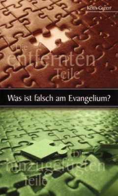 Was ist falsch am Evangelium?
