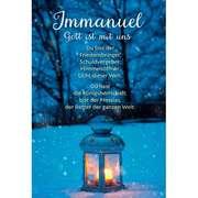 CD-Card: Immanuel - Gott ist mit uns