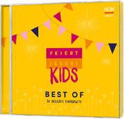 2CD: Feiert Jesus! Kids - Best of