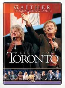 DVD: Live From Toronto