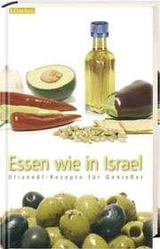 Essen wie in Israel - Buch