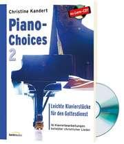Piano-Choices 2 (Notenausgabe + CD)
