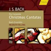 6-CD: Advent & Christmas Cantatas