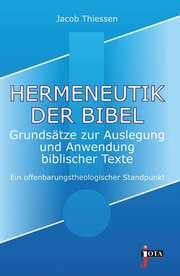 Hermeneutik der Bibel