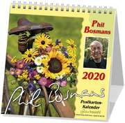 Phil Bosmans Postkartenkalender 2018
