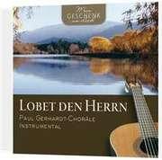CD: Lobet den Herren - 5 Paul-Gerhardt-Choräle