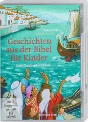 DVD: Geschichten aus der Bibel für Kinder