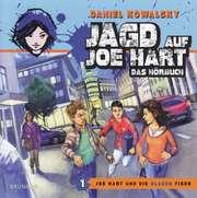 4CD-Box: Jagd auf Joe Hart - Das Hörbuch