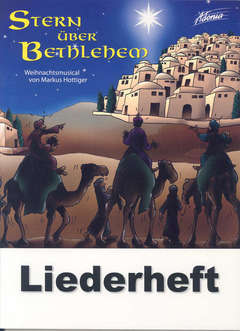 Liederheft: Stern über Bethlehem