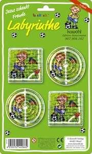 """Geduldspiel """"Fußball"""""""