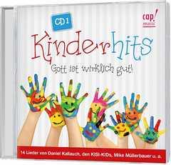 CD: Kinderhits - Gott ist wirklich gut!