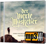 Der vierte Musketier - Hörbuch (mp3-CD)