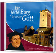 CD: Ein feste Burg ist unser Gott