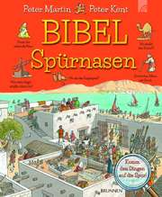 Bibel - Spürnasen