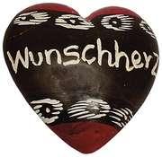 """Handschmeichler Herz Mini """"Wunschherz"""""""