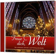 2-CD: Freue dich, Welt