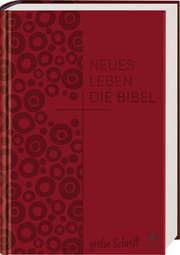 Neues Leben. Die Bibel - große Schrift, Kunstleder