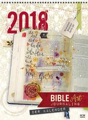 Bible Art Journaling 2018