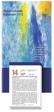 Neukirchener Abreißkalender 2018