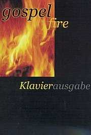 Klavierpartitur: Gospel Fire