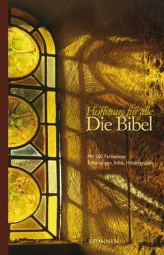 Bibel beim Bielefelder Friseur