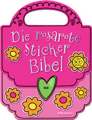 Die rosarote Stickerbibel